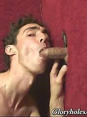 This cocksucker knows how to suck big dick