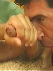 He knows how it is pleasant when his cock is sucked
