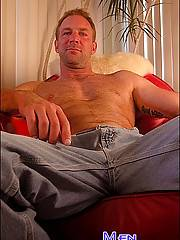 Naked hung sexy dad