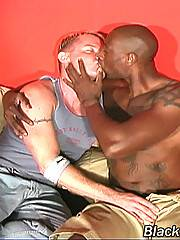 Interracial Gay Blowjob Assfucking Jerkoffxxx