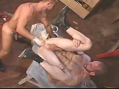 Gay White Sucks & Fucks Black Dick Eats Cumxxx
