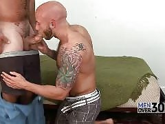 Two young Japanese men get horny at home