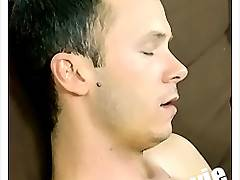 Straight guys do some serious cock sucking