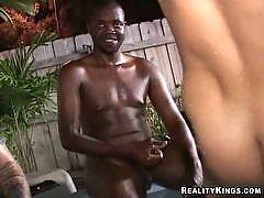 These dirty guys are getting banged in some hard pounding gay anal fucking. Sexy guys with ripped muscles are seen in some hot hardcore and solo masturbation scenes. You'll be amazed at just how erect their cocks can get. Tons of videos with nothing but t
