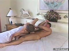 StudsOver40.com features bears, jocks, and muscle men that have two things in common: they are over 40 years old and they love having nasty sex with each other.