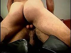 Tapping deep into some hot latin ass