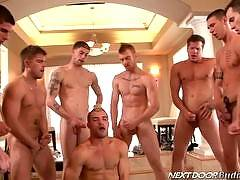 See hot college guys getting turned out by their gay roommates at Dick Dorm. View tons of our actual sex dorm parties with hot college guys now!