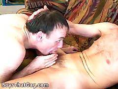 These young studs get thier faces stuffed by hard cocks the hard way. They seem to enjoy it and take thier face fucking like some real men