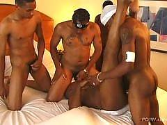 The most explicit gay ebony site on the net! Ebony Knights looks like a promising black on black hardcore sex site. Ebony Knights is full of hot and sexy black men who get very nasty for your viewing pleasure.