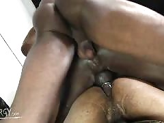 Inside this sexy gay hardcore site, they've got some hot ebony studs who are getting it on in hardcore gangbang action. These well hung brothas are sucking cock and fucking each other right up the ass. Get in on the group action and watch these thugs fuck