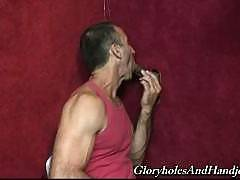 This site showcases hot studs who have a knack for handjobs and blowjobs through a gloryhole. If you like a unique take on gay porn, this is a site that will surely satisfy.