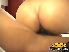 XXXAsianGays presents another hot free gay asian video gallery, this time featuring gay fucking his slave