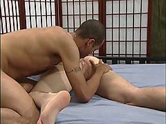 6 videos of Joshua Prince bare buttfucking some hairy military ass