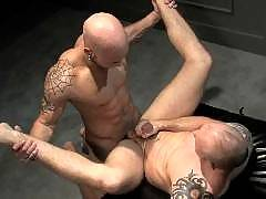 These sexy gay hunks are looking for some cock and they'll get it in the most rough and ready scenes inside. You can see high definition scenes of muscle men taking cock up the ass in hours of action. All gay hairy bears, daddies, and hunks inside in some