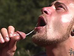 A California summers day is perfect for - it. Taste it. Smell it. The hot sweetness of no-holds-barred man-sex. It virtually seeps out of your computer as Chuck...