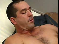 Thick n' hairy bears riding cock like they were at the rodeo. These ultra masculine men are taking it hard without lube, without prep, and just getting fucked rough right up the ass. Plus tons of blowjobs and hot cum facials as well. You'll cream your jea