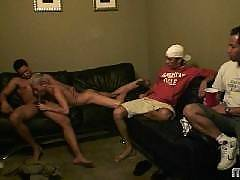 Gay College Sex Parties will show you gay sex parties that go on at campuses of USA universities all year long. Crazy bareback buttfucking and cocksucking are the main features of them.
