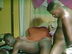 Inside they've got the most well-hung Ebony studs who are engaged in hard pounding gay sex action. These gay bruthas are fucking each other in the ass, sucking lots of dick, and swallowing some nasty cumshots. If you like your men tall, dark, and handsome