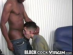 See This White Virgin Punks Take On Two Huge Black Cocks For The First Time!Tons of