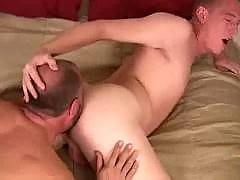 See these spring fresh twinky boys getting seduced by masculine, hairy bears! They\'ll bend over and take a huge one up the ass by these hard pounding bears. Hours of sexy gay hardcore scenes with hard anal sex and deepthroat blowjobs. These hairy bears l