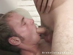 Thank god for broke ass boys and huge college expenses. Their hard times bring us hard cocks and we have to love that. Check out some of our exclusive broke ass amateurs below and see what they were willing to do for some hard coin and cold cash. We hand