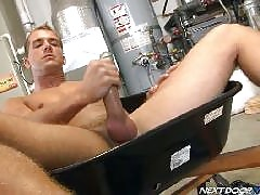 These amateur straight boys are willing to let you in on their most private moments. You can check out their killer abs, their tight asses, and their huge cocks. You can rub yourself right along with them as they jerk off for the camera. They'll get thems
