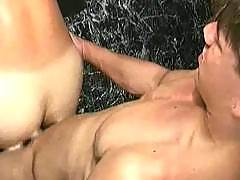 This gay site features rim jobs, blow jobs, facials and loads of other very explicit hardcore gay action.
