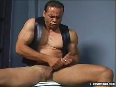 It's a site full of studly daddies who love to suck cock and fuck ass. They've got thousands of hours of muscle men who are seen in anal sex, blowjobs, rimming, and hot cumshot scenes inside. These daddies are still hunky for over 40 and they look hot as