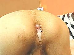 Three cute gay twinks get dead drunk to suck cocks, fuck and creampie ass on camera
