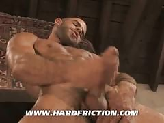 These sexy gay hunks are looking for some cock and theyll get it in the most rough and ready scenes inside. You can see high definition scenes of muscle men taking cock up the ass in hours of action. All gay hairy bears, daddies, and hunks inside in some
