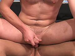 A couple sexy twinks sucking and ass fucking like crazy men