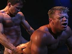 After Rick Hammersmith's boyfriend drops him off at a seedy sex club, Hammersmith finds his way into the hands of Matt Sizemore for a fuck that will make your ...