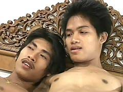 Hard Asian dicks, tight Oriental asses, and enough Far East gay fuckers to run a seedy brothel welcome to Oriental Homos, your new home for the hottest Asian boys that have their asses molested until they squirm and shout! With unrestrained lust and no co