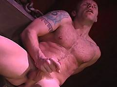 Remy Delaine is showcased in this video, paired with super-stud Carlos Morales and hairy jock Troy Punk. The scene starts with each guy jacking off for one anot...