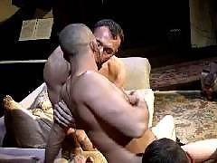 Sexy, hairy bears in some hardcore gay action. You can see these masculine studs deliver a good fucking to each other as their hairy bodies thrust in and out of each other. Hunky men covered in hair in high definition gay porn movies. You'll see sexy anal