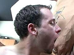 TX Playboi and Velcream are thrilled about getting it on with Lee Vai because he's never had a black cock in his virgin ass! As soon as Velcream pulls out his 9 inch chocolate bar, Lee Vai shoves it into his mouth, swirling his wet tongue around the swoll