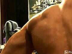 Muscle Men XXX are really hot. They've got hot bodies with big muscles and big cocks. And they are real bed partners. They seem to be ready to plunge into the most vicious gay XXX adventures.
